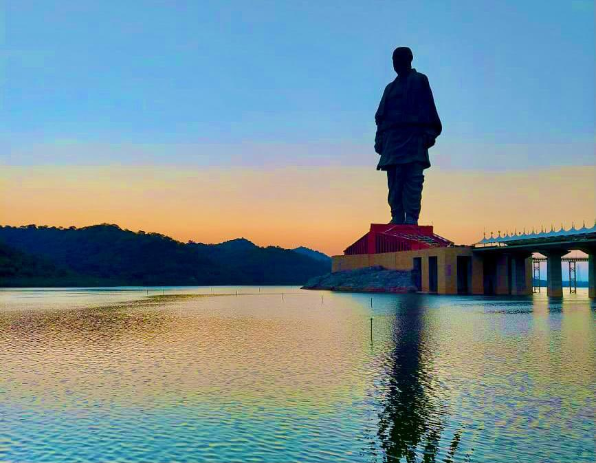 Statue of Unity crosses five million visitors mark