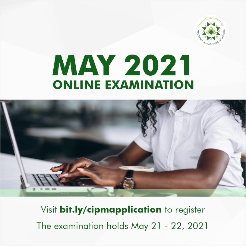 CIPMN Guidelines for May 2021 Online Examination Registration