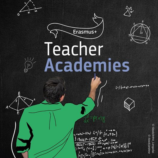 """Association for Teacher Education in Europe on Twitter: """"Join the  @EU_Commission Webinar on Erasmus+ Teacher Academies 18 March, 15:00-16:30  CET Teachers, trainers and leaders of educational institutions are the  cornerstone for achieving"""