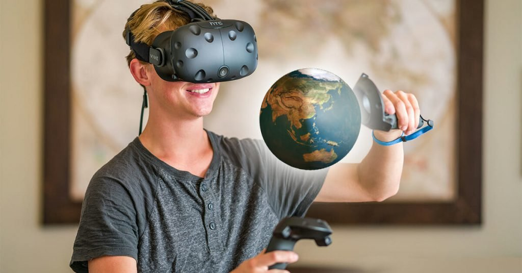 Five ways VR can be used in vocational education:   1) Simulate risky situations (stage) 2) Honing skills 3) Visualizing concepts and provoking emotions 4) Expand the boundaries of distance learning 5) Recruiting prospective students more efficiently