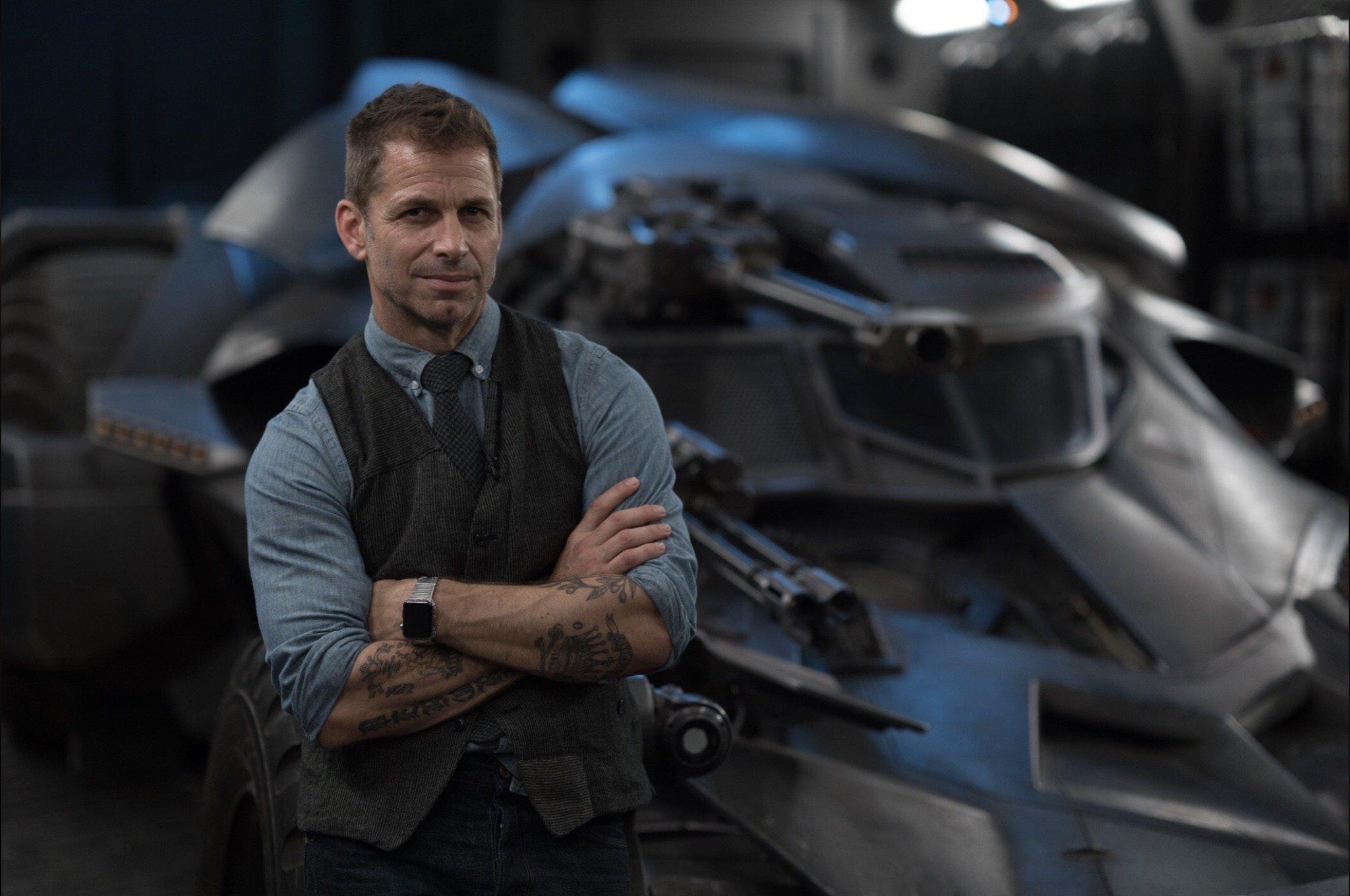 Snyder Cut reseña sin spoilers