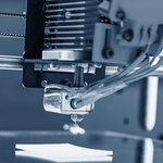 Image for the Tweet beginning: ElemX, @Xerox's massive new 3-D