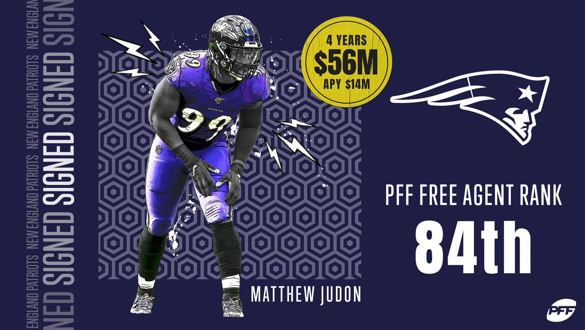 Matt Judon Jersey