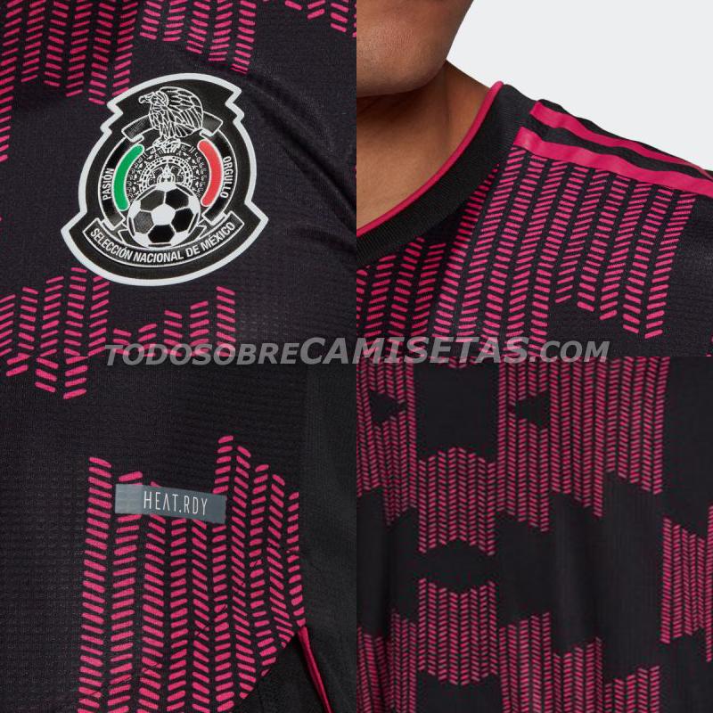 Camiseta de México 2021