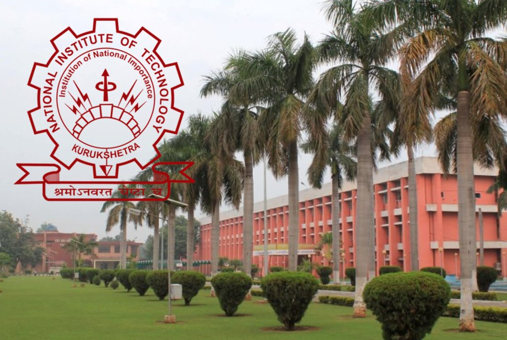 Professor Recruitment, National Institute of Technology Kurukshetra, India