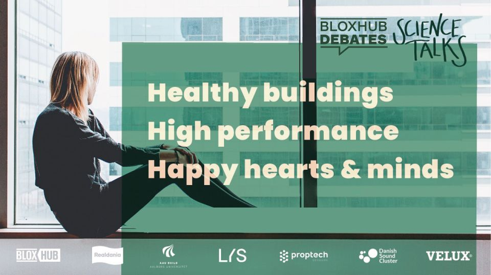 "Join us March 24: Together with @PropTechDenmark, @BUILDaau, @LysTechnologies, @danishsoundtech, @Realdaniadk , CLIMAID and @VELUX we continue our event series: ""Healthy buildings - high performance - happy hearts and minds"". Sign up now: https://t.co/ovyMZpV6b9"
