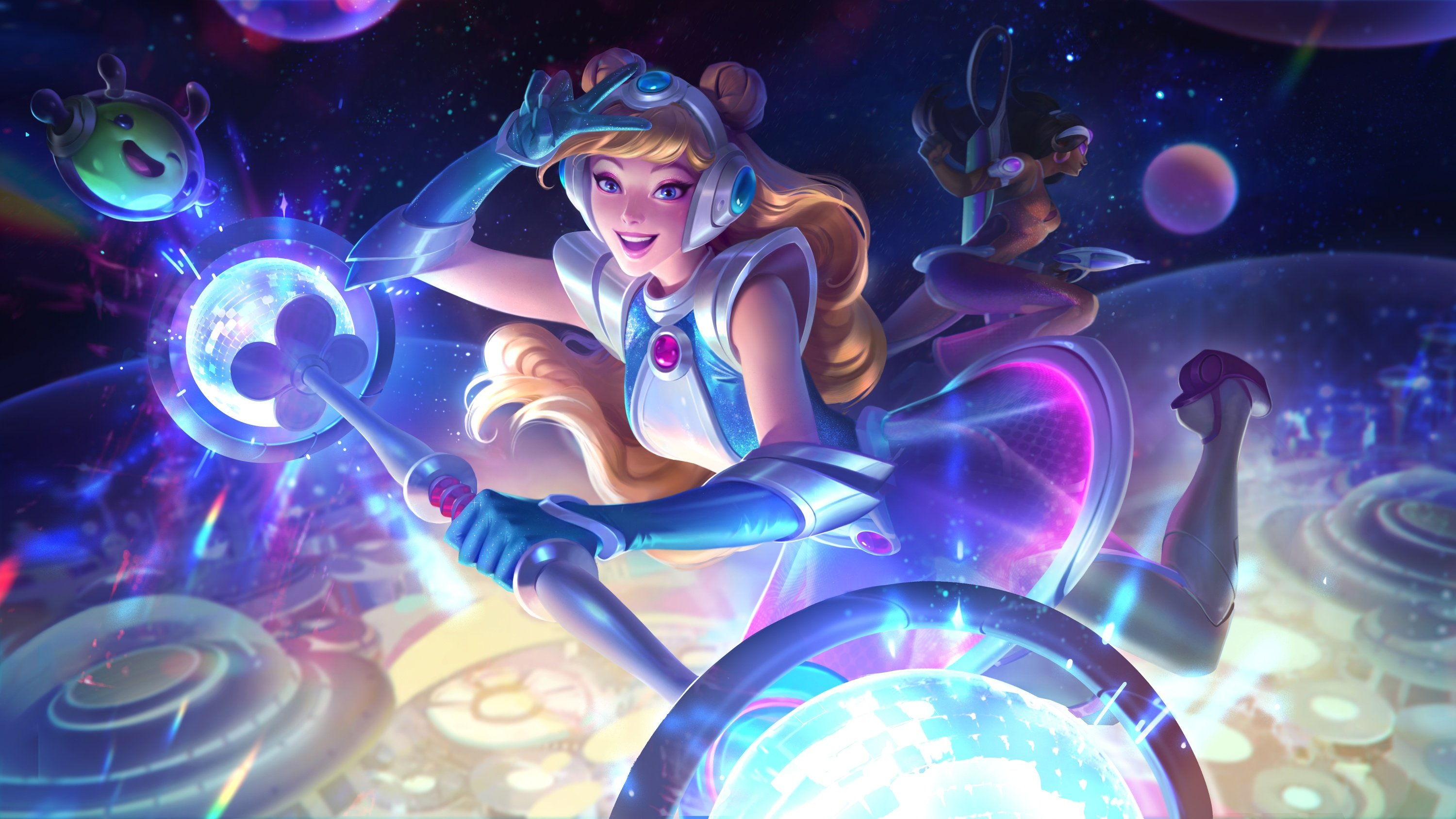 Space Groove lux