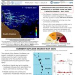 Image for the Tweet beginning: Using this bulletin, #sargassum influxes