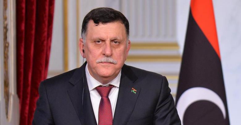 عاجل رئيس حكومة الوفاق الوطني فائز السراج اتفاقنا على حكومة وحدة وطنية هو مدخل للأمن واستقرار الدولة عين ليبيا