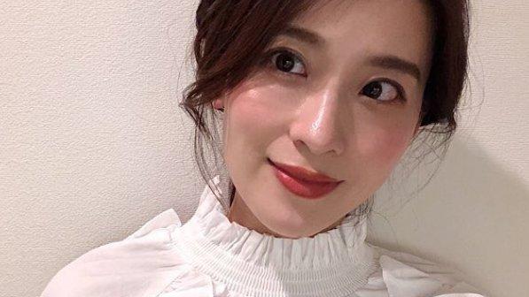 郡司恭子アナの目は可愛い