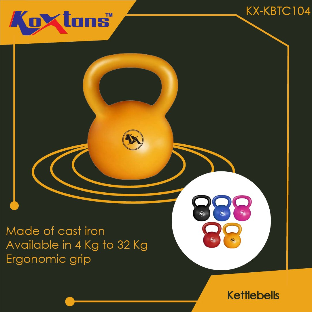 Whether you're new to kettle bell training or an old hand, the KOXTONS Kettle bell could be a good option for you. Comfortable,extra wide grip provides a comfortable grip and easy maneuvering,Perfect to keep fit and do strength training. #kettlebell #kettlebellworkout https://t.co/YLhzGoELsW