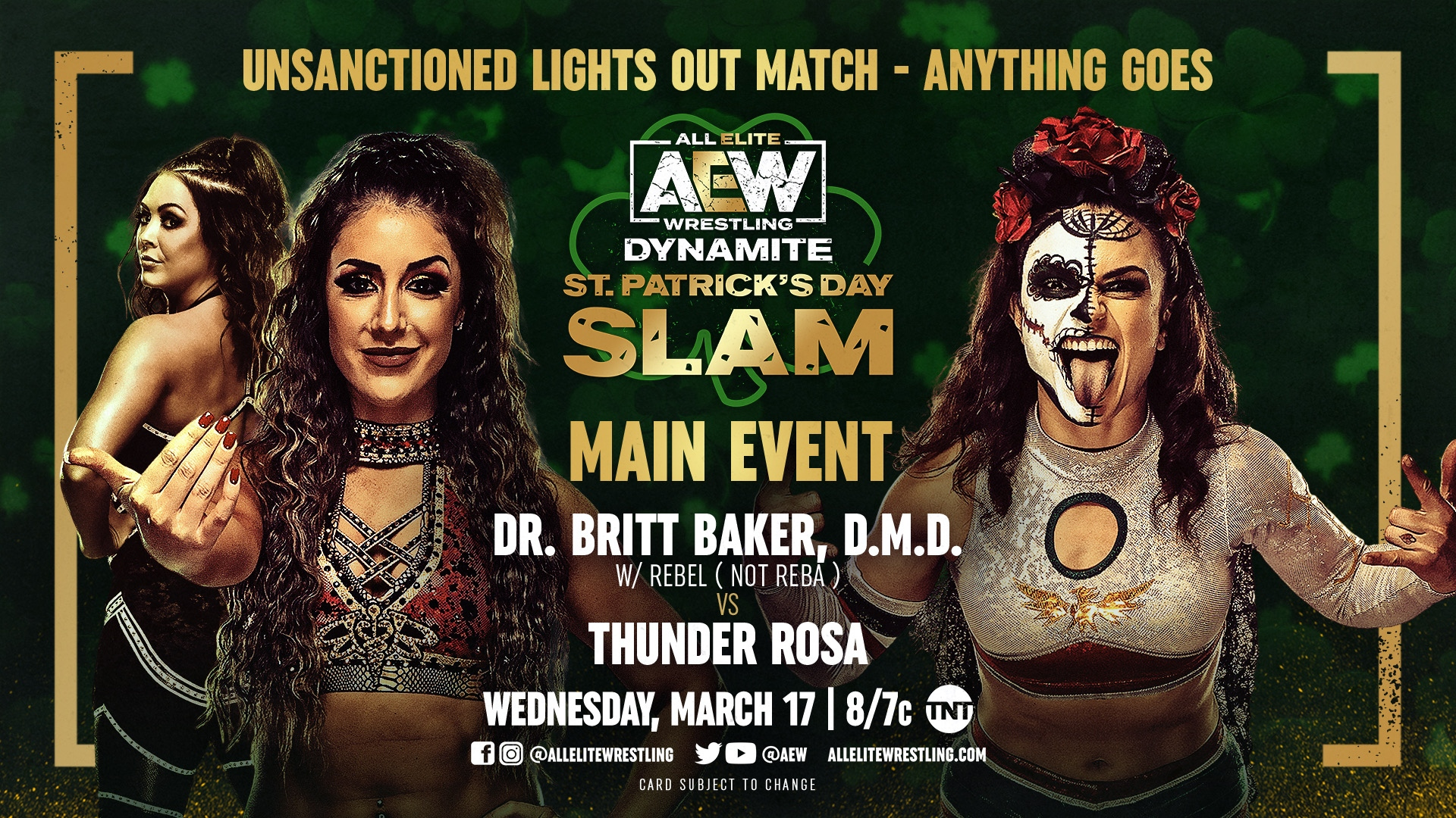 "Britt Baker Hypes AEW's First-Ever Women's Main Event: ""A Match You're Going To Remember"""