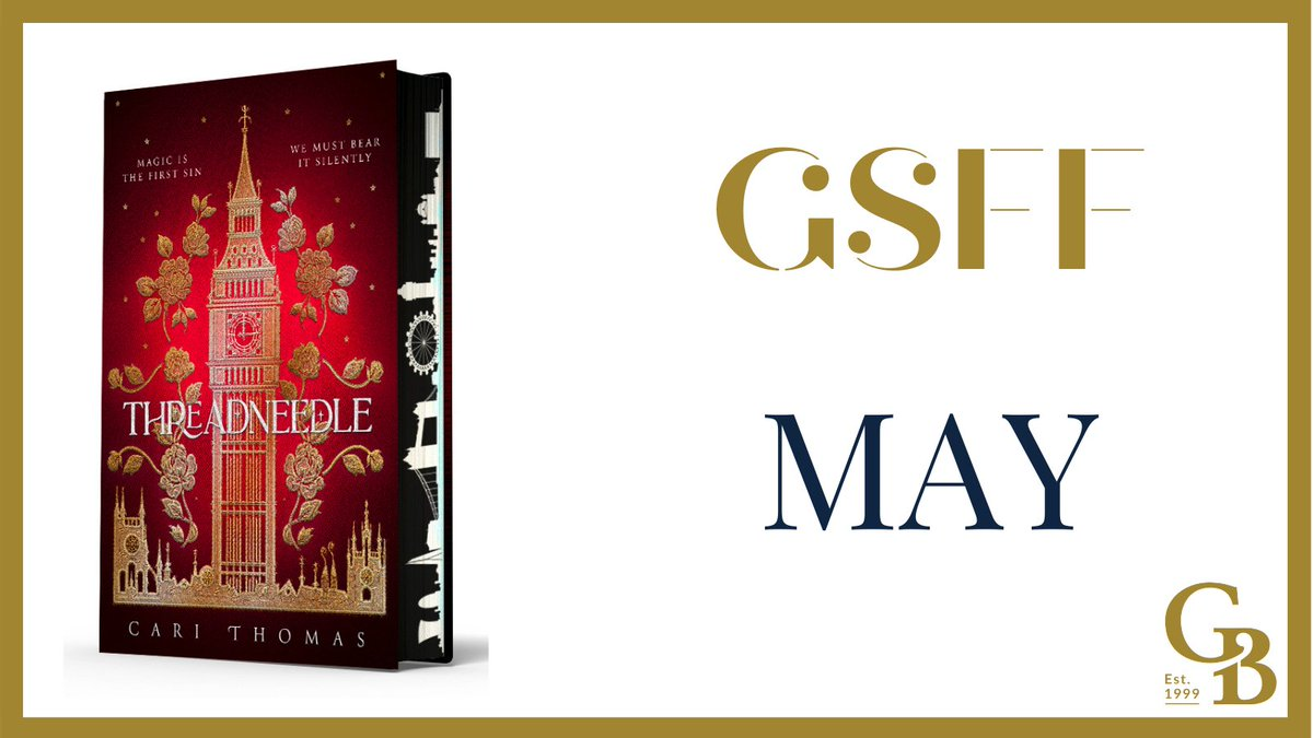 """Cari Thomas on Twitter: """"Absolutely thrilled and blown away to announce  this @GoldsboroBooks #Threadneedle special edition, so beautiful 😍 so  #London 😍… https://t.co/rajwb0DqmU"""""""