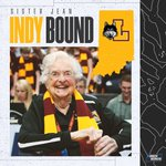 Image for the Tweet beginning: 🚨 SISTER JEAN IS HEADING