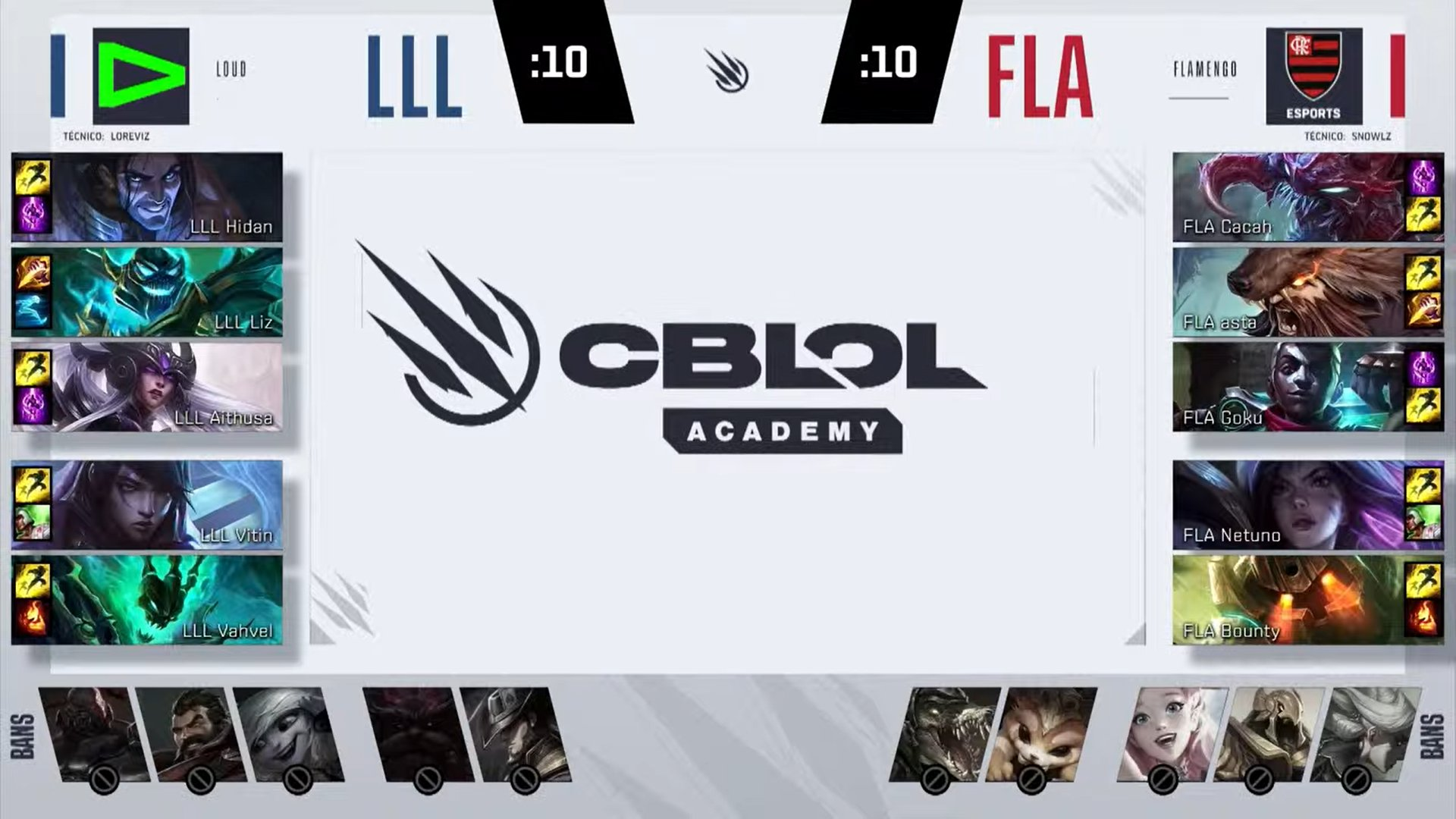 CBLOL Academy – Vorax nos playoffs!