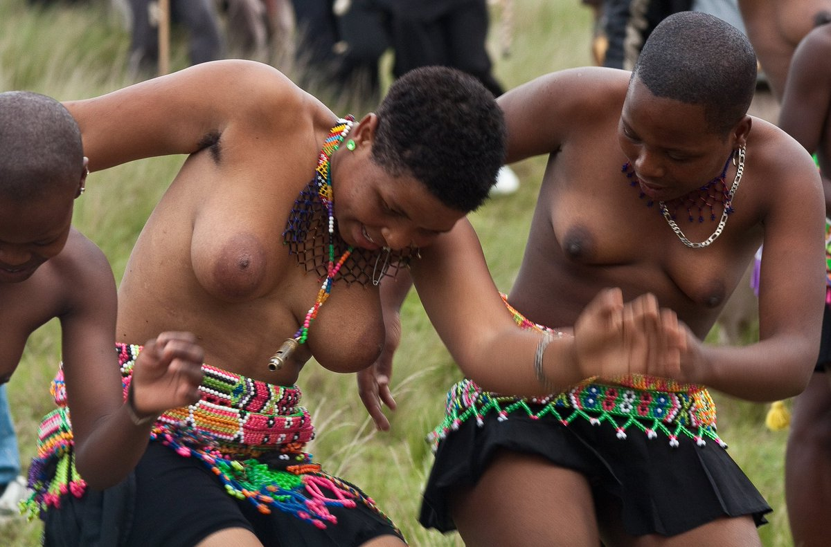 Swaziland's Reed Dance