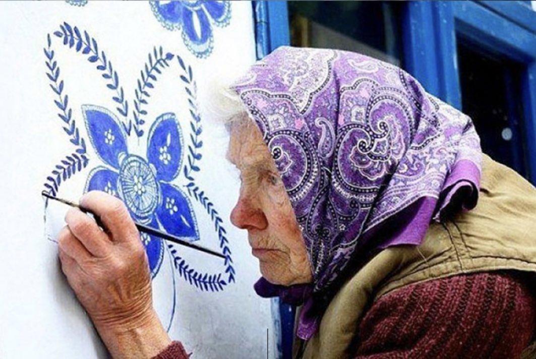 年齢は関係ない?60歳から描き始めて現在92歳の壁画アーティスト!