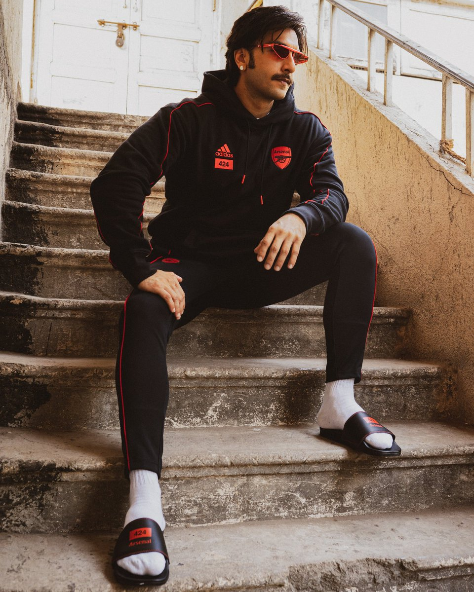 FROM LA TO NORTH LONDON. INTRODUCING THE 424 INC X @Arsenal LIMITED EDITION  @adidasfootball https://t.co/Dmj0F0e1jH