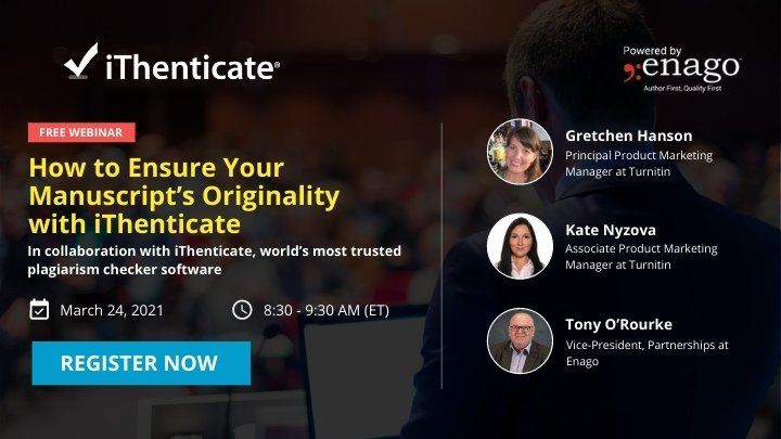 Ithenticate plagiarism software