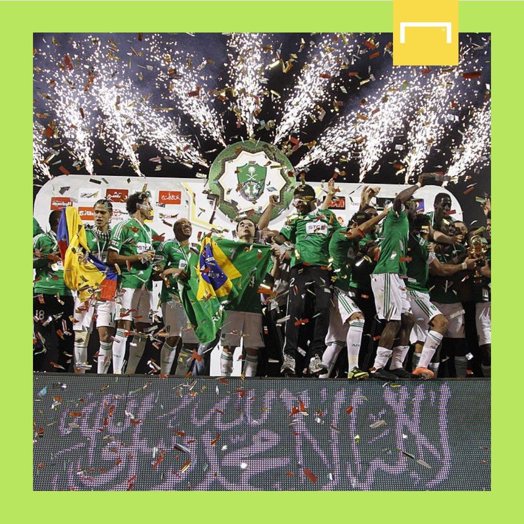 الأهلي بطل كأس خادم الحرمين الشريفين 2012