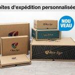Image for the Tweet beginning: 📦 NOUVEAU 📦  Expédiez vos