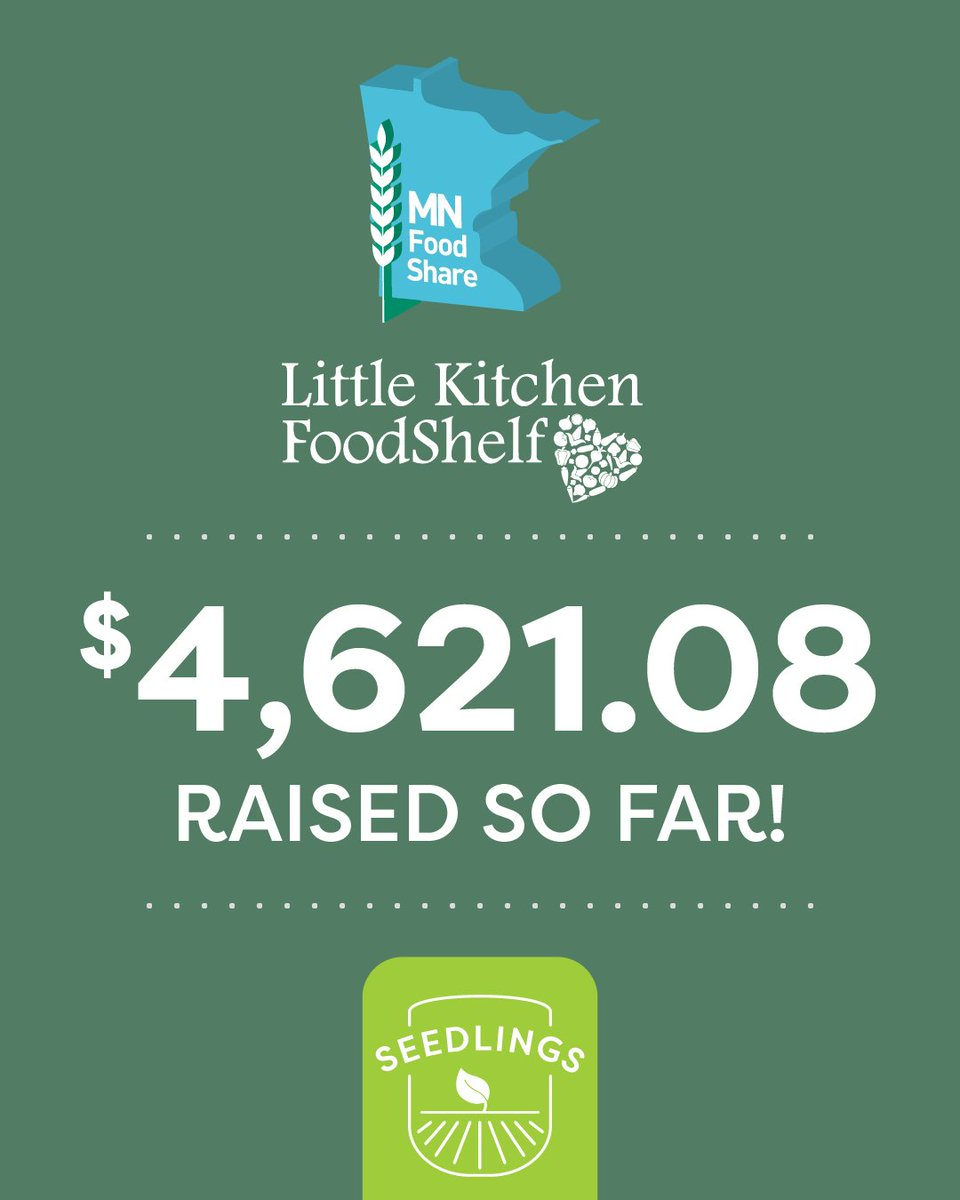 Eastside Food Co Op On Twitter Thanks To Your Generous Donations At The Register We Re Almost Halfway To Our Goal For Mnfoodshare Month All Month When You Round Up At The Register You