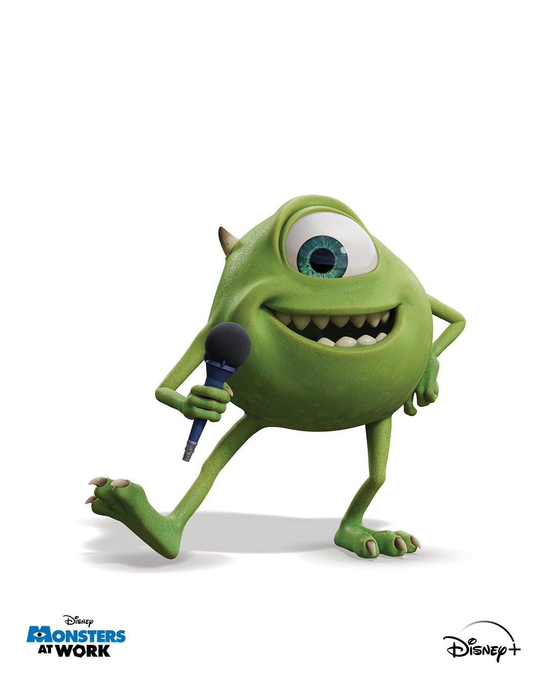 Monstres & Cie : Au Travail [Disney Television - 2020] EwsXRxPUUAIZTwJ?format=jpg&name=large