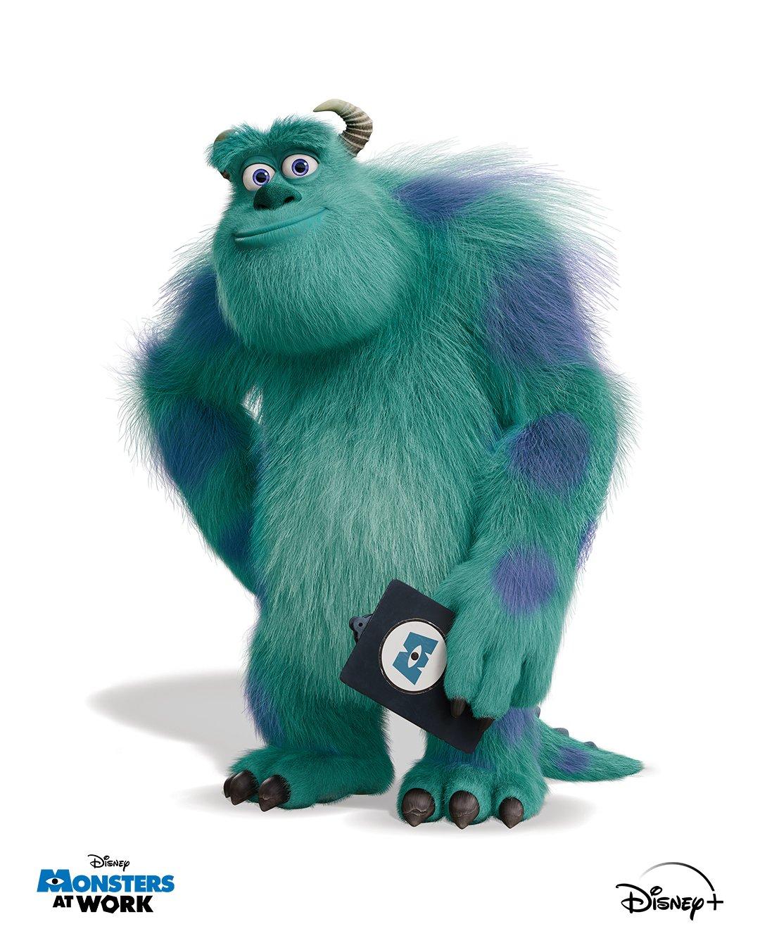 Monstres & Cie : Au Travail [Disney Television - 2020] EwsXRxQVEAUGOeS?format=jpg&name=large