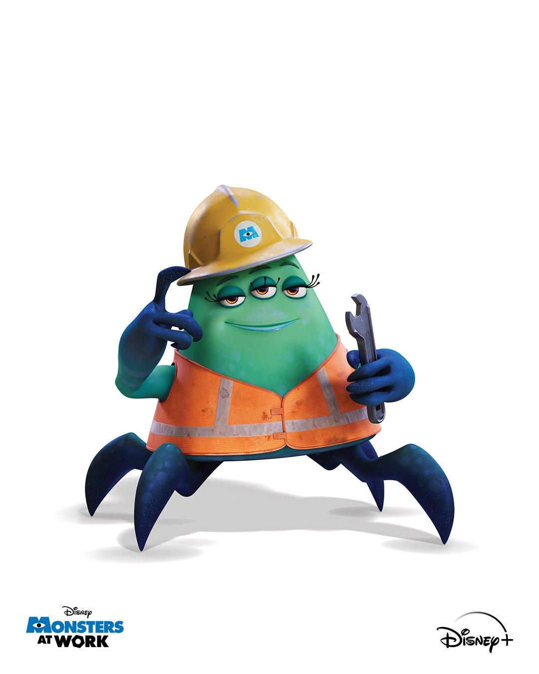 Monstres & Cie : Au Travail [Disney Television - 2020] EwsXVtcVoAA6-ZR?format=jpg&name=large