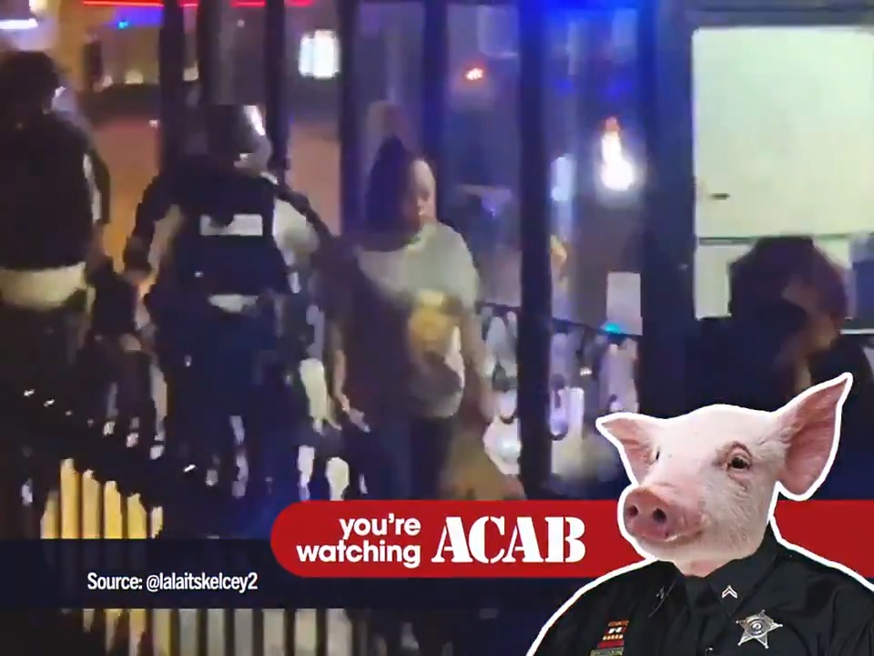 ALL cops are bastards, every single one https://t.co/IEltRUWbvf