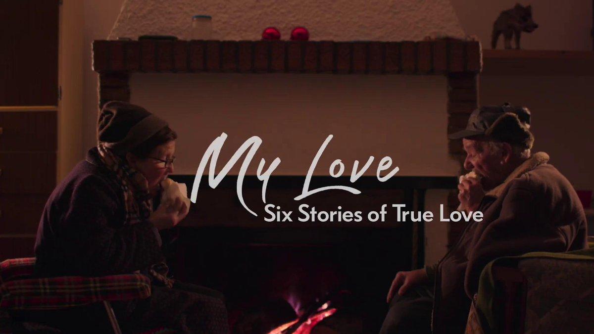 """ɐntonio 📼 on Twitter: """"Netflix estrena el 13 de Abril MY LOVE: SIX STORIES  OF TRUE LOVE, una miniserie de seis historias de amor entre ancianos  alrededor del mundo, con episodios en"""