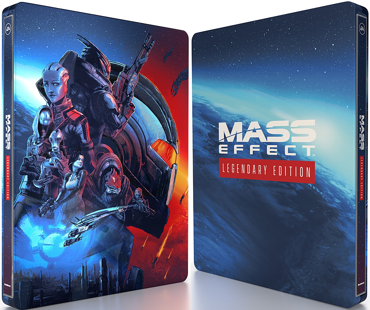 """Wario64 on Twitter: """"Mass Effect Legendary Edition (PS4/XBO) w/ free  steelbook case is $59.99 at Best Buy https://t.co/ZqvRAOAxIi… """""""