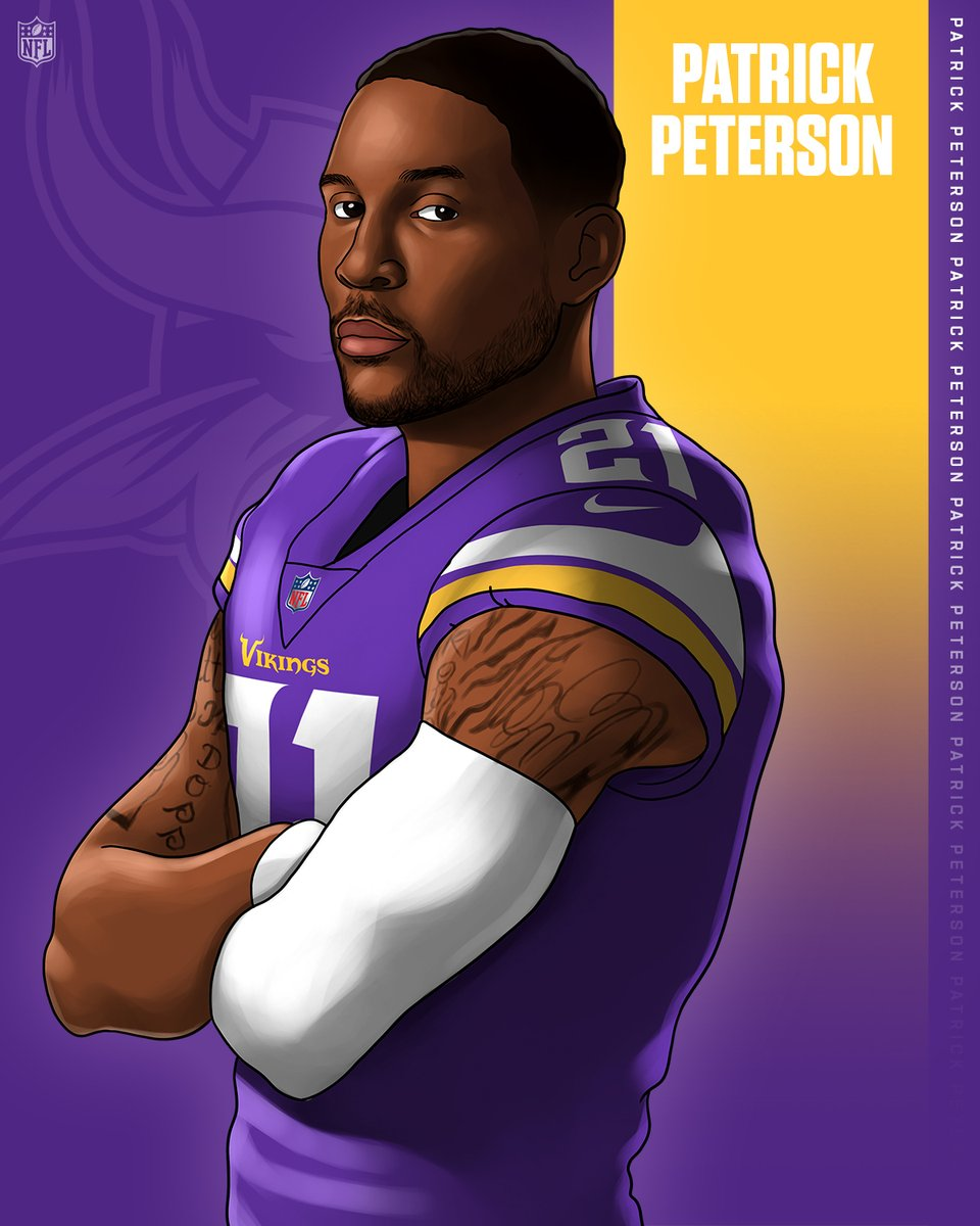 test Twitter Media - Back in the purple and gold.  @P2 | @Vikings https://t.co/mMAjw4sSyW