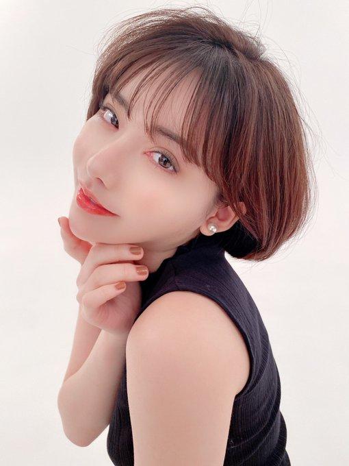 AV女優深田えいみのTwitter自撮りエロ画像130