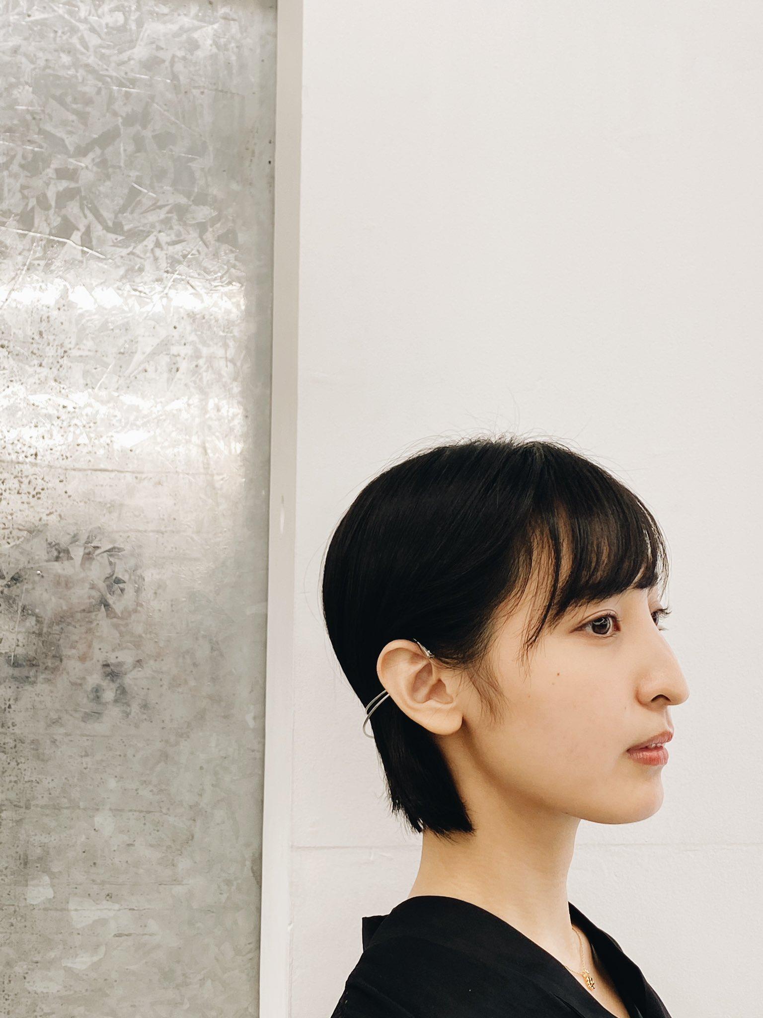 ブラインド 藤井ゆきよ 横顔 佐々木琴子 ナンバーワンに関連した画像-03
