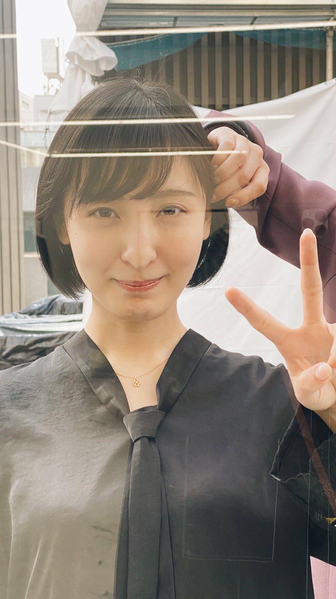 ブラインド 藤井ゆきよ 横顔 佐々木琴子 ナンバーワンに関連した画像-02