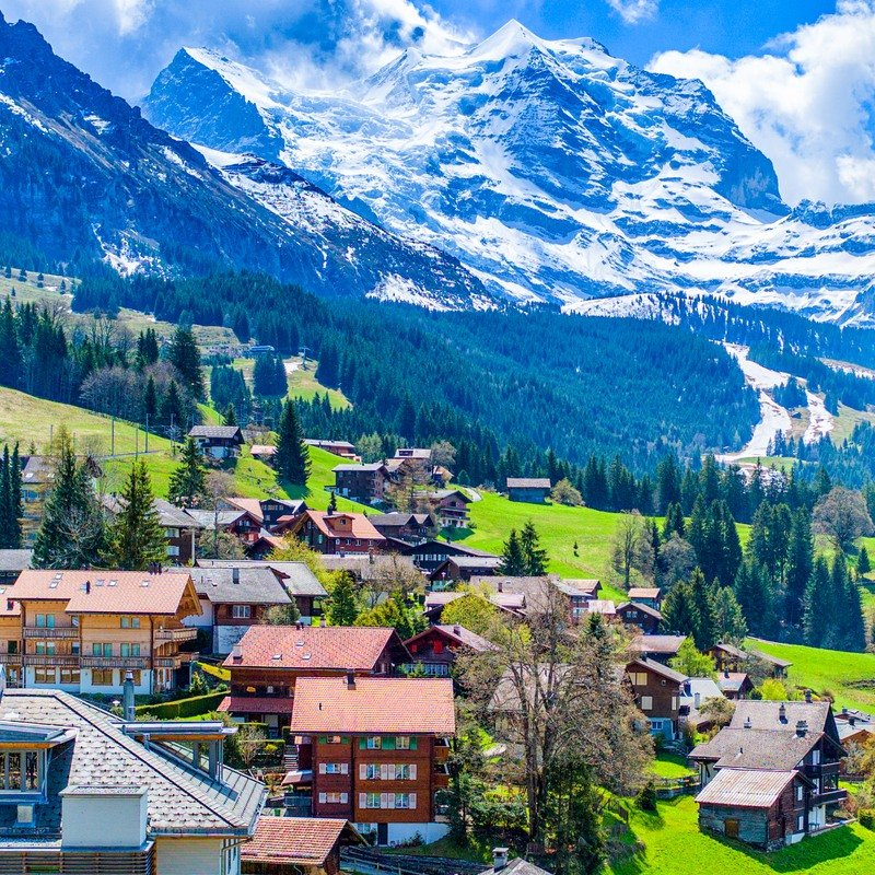 """MEDIA INDIA GROUP on Twitter: """"Low & mid-altitude #Alps have lost a month  of snowfall in past 50 years says 1st study of European mountains. From  1971 to 2019 number of days"""