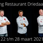 Image for the Tweet beginning: Nierstichting Restaurant Driedaagse take away