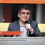 Image for the Tweet beginning: #Printerr  Séquence mobilité en plénière