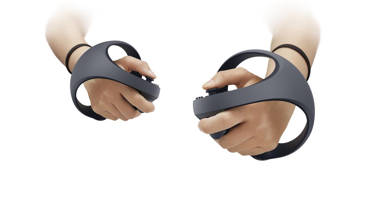 PS5向けVRシステムの新コントローラーが発表!