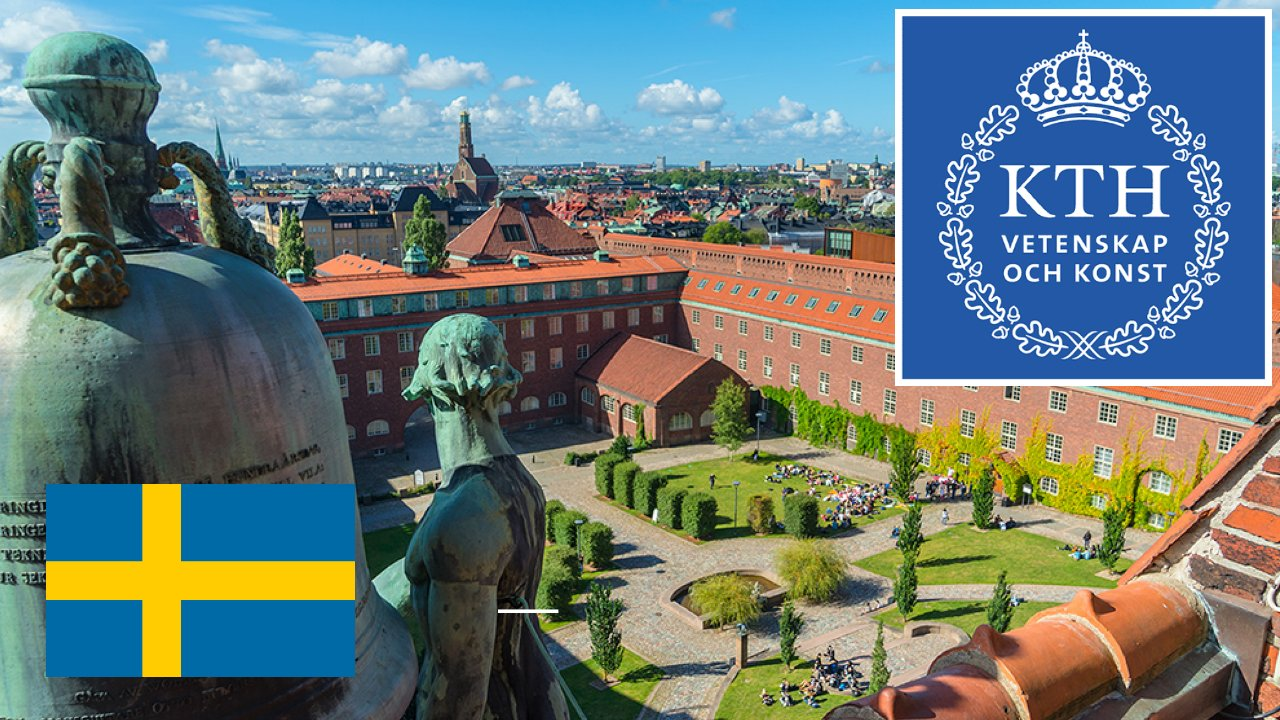 Various Postdoc Position in KTH Royal Institute of Technology, Sweden
