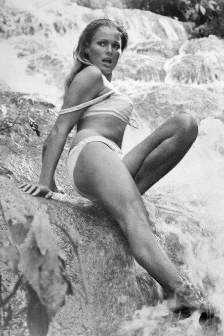 Happy 85th Birthday to Ursula Andress!