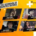 #PremiosMMQSeries | Nominadas a mejor actriz secundaria de serie dramática nacional  - @AlbaGlezVilla por #LaCasaDePapel  - Loreto Mauleon por #Patria  - @_sararivero_ por #LaCazaTramuntana  - Lola Rodríguez por #Veneno   Vota en https://t.co/DK0Fcwsx8e