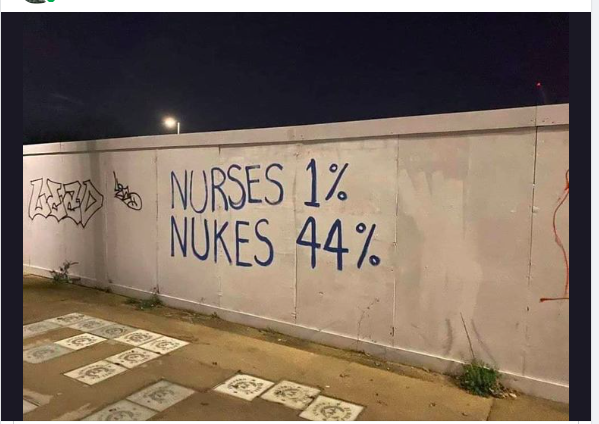 Nurses and Nukes