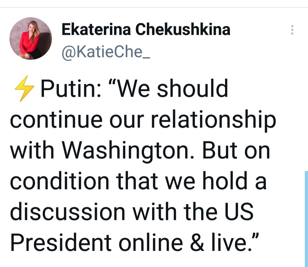 Putin poziva Bidena na debatu uživo, bez pauza, pred cijelim svijetom EwxsmZxXIAYhcZL?format=jpg&name=medium