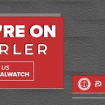 Image for the Tweet beginning: We have joined Parler! Follow