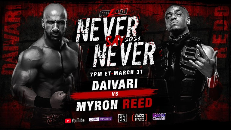 MLW Presents Never Say Never