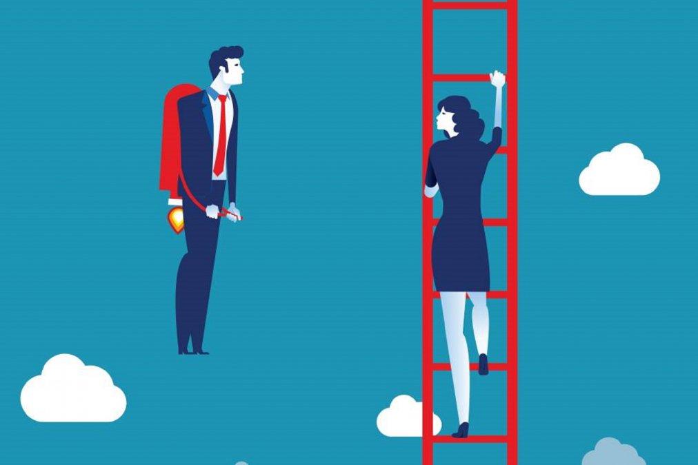 """Opinión La Silla Rota ar Twitter: """"🌐 De acuerdo con información pública de la #ONU, existen en el mundo diversos datos que muestran una gran desigualdad entre los hombres y las mujeres."""