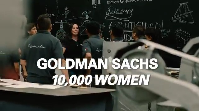 Incredible things happen when women are given access to resources and support for their businesses. Learn more about the Goldman Sachs #10KWomen program and how it's helping entrepreneurs worldwide: https://t.co/czSF8ETB7O https://t.co/ZrBbLqrhle