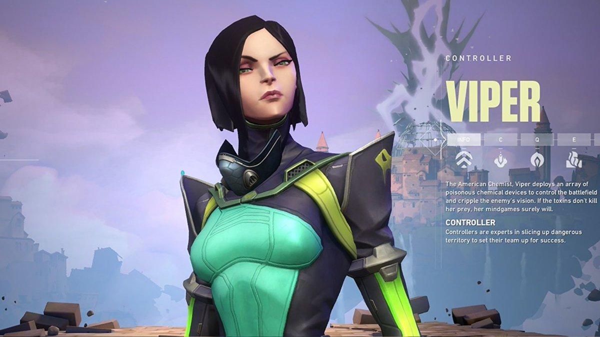 Viper finally got the buff she deserved 😍